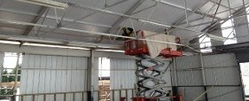 Factory - Commercial Painters
